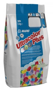 Fuga MAPEI 111srebrny Ultracolor Plus 5kg