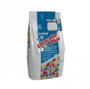 Fuga MAPEI 111srebrny Ultracolor Plus 2kg