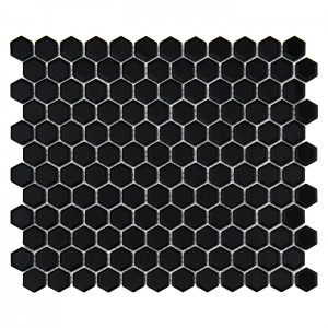 Dunin Mozaika  Mini Hexagon Black